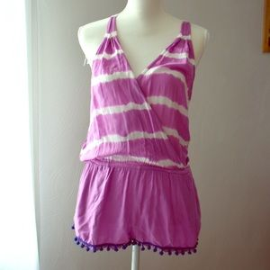 Gypsy 05 Sand Beach Coverup Size Small